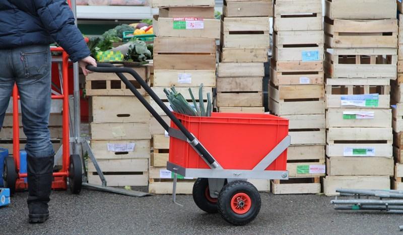 dans quels cas choisir un chariot de jardin 2 ou 4 roues. Black Bedroom Furniture Sets. Home Design Ideas